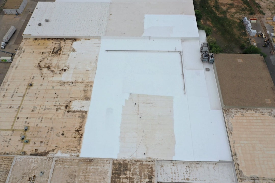 Spray Foam Roofing New Mexico